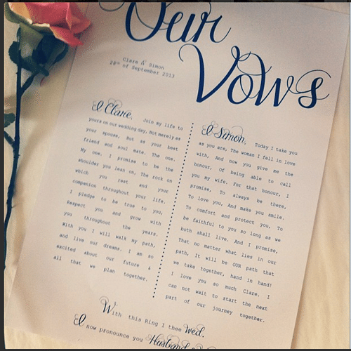 60 best wedding vows ever for him or her best wedding vows ever junglespirit