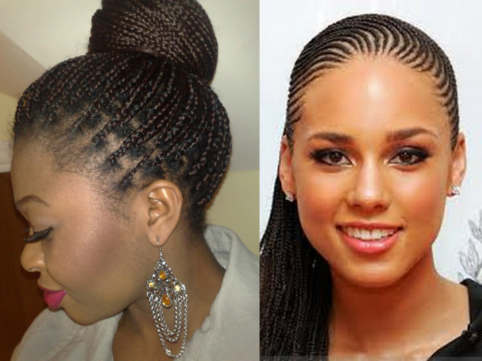 Amazing Ghana Weaving Hairstyles Trending Around the World For ...