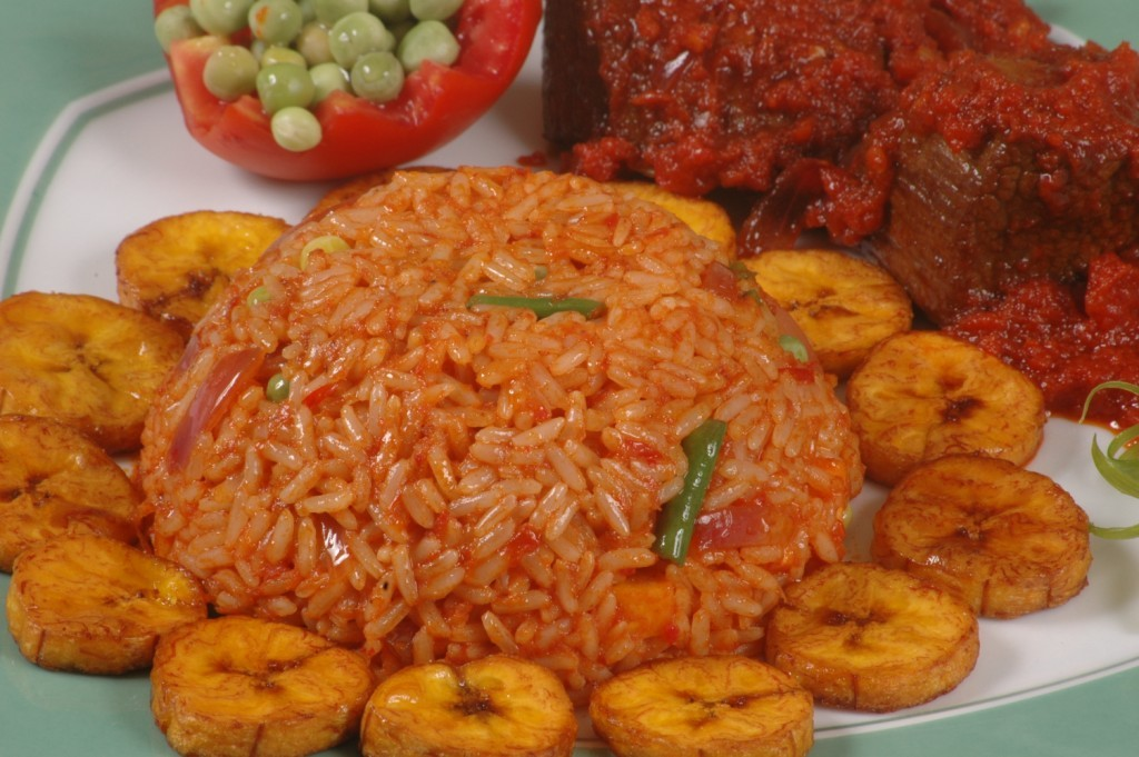 jollof rice war