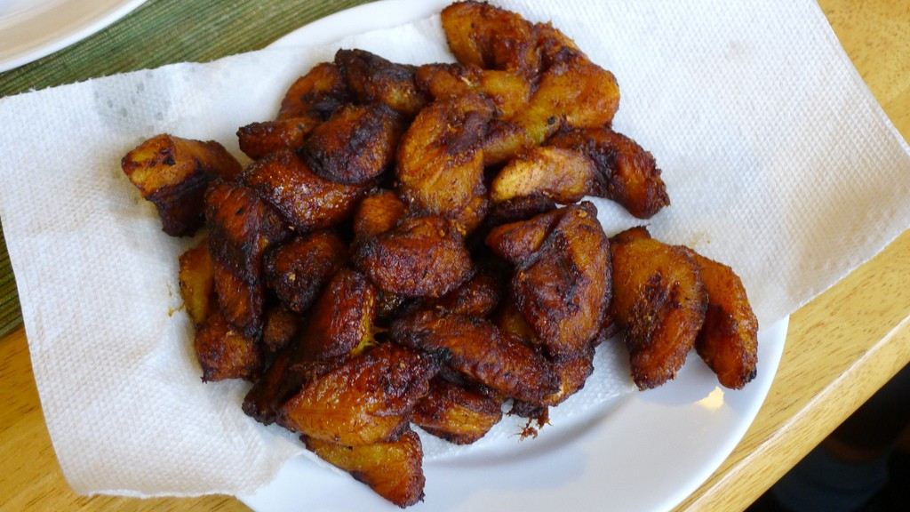 Kelewele (Fried Plantains) 1