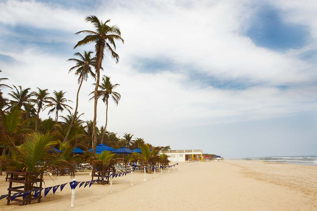 Top 7 Best Ghana Beaches You Must Not Fail To Visit