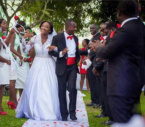Ghanaian celebrity Weddings