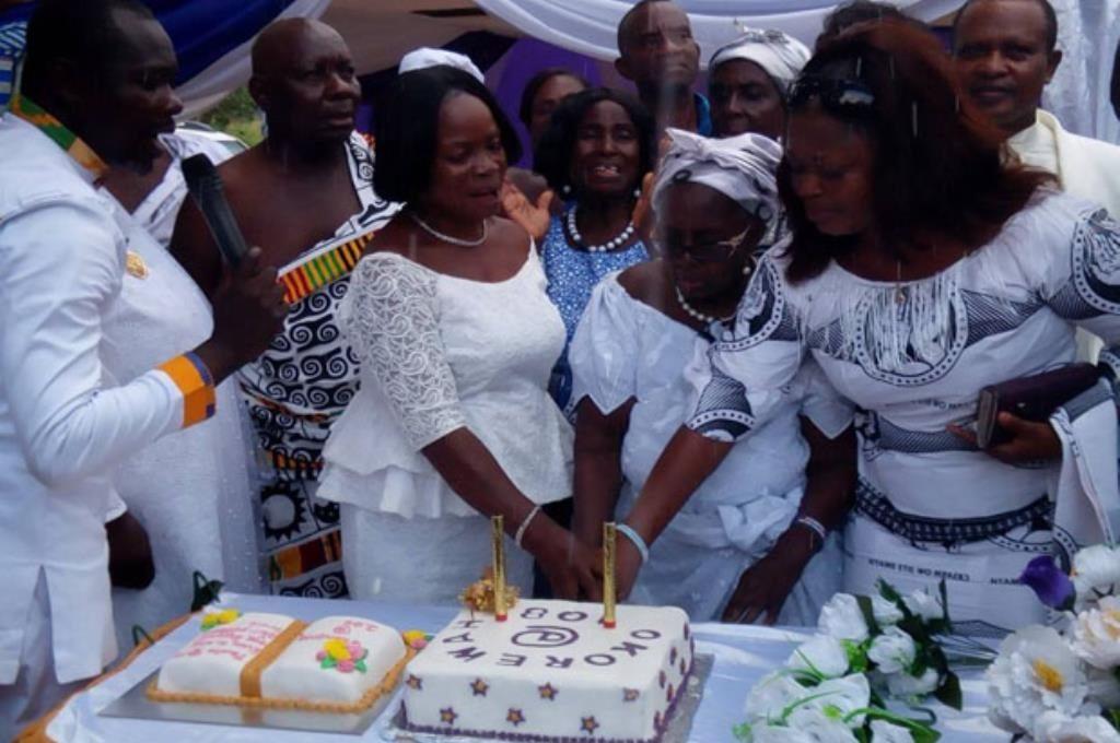Comfort Adwoa Okorewah